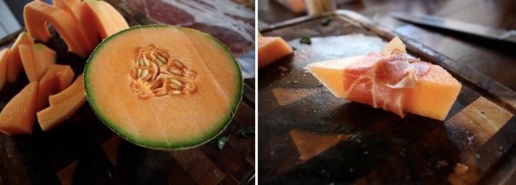Rockmelon & Prosciutto