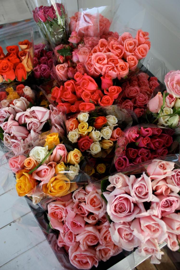 Roses | brownpaperbelle.com