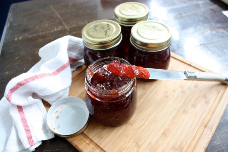 Strawberry Jam | brownpaperbelle.com