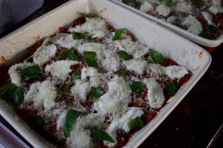 Eggplant Parmesan | brownpaperbelle.com