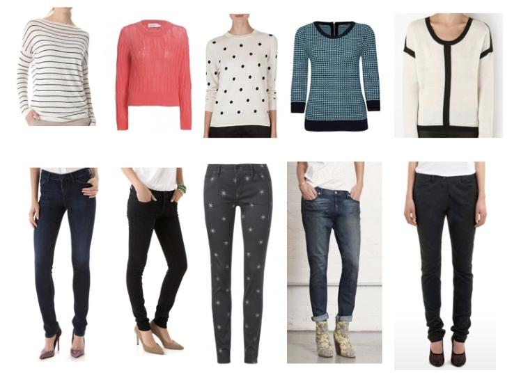Sweaters & Jeans | brownpaperbelle.com