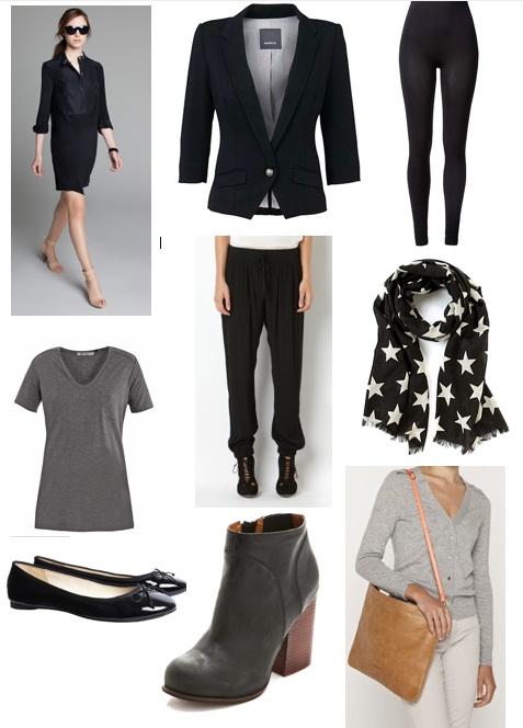 Wardrobe Travel Essentials | brownpaperbelle.com