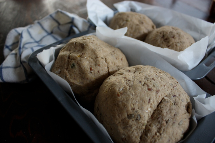 Home Made Bread   brownpaperbelle.com