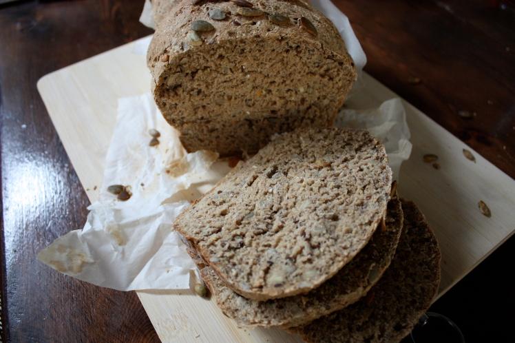 Home Made Bread | brownpaperbelle.com