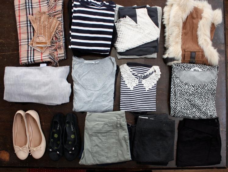 Essential Travel Packing | brownpaperbelle.com