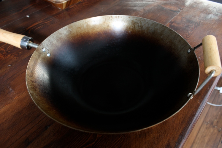 I Love My Wok | brownpaperbelle.com