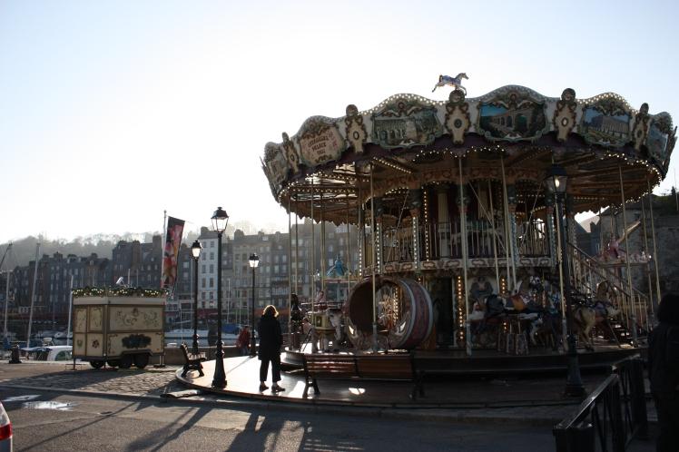 Honfleur Normandy | brownpaperbelle.com