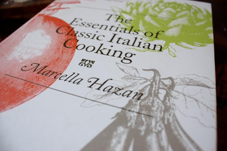The Essentials of Classic Italian Cooking   Marcella Hazan