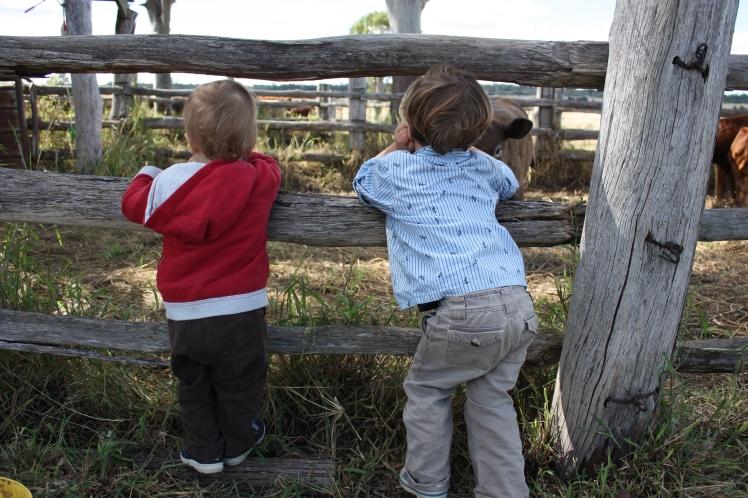 A Country Weekend | brownpaperbelle.com