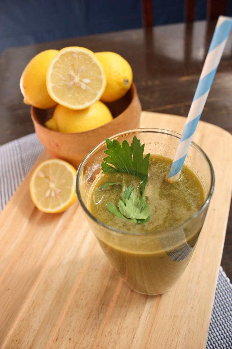 Immunity Booster Juice | brownpaperbelle.com