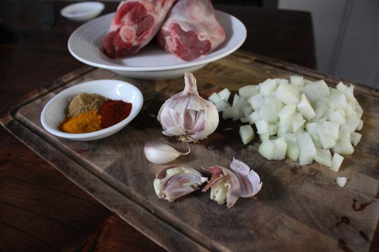 Moroccan Lamb Shanks | brownpaperbelle.com