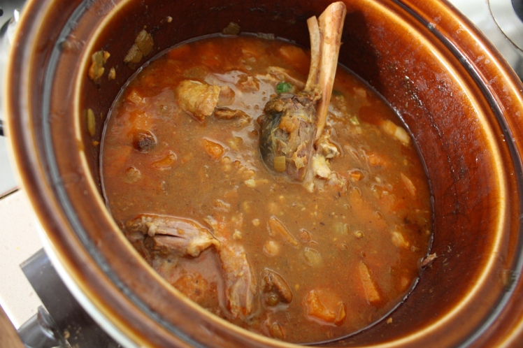 Moroccan Spiced Lamb Shanks | brownpaperbelle.com