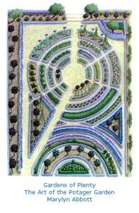Potager Garden | brownpaperbelle.com