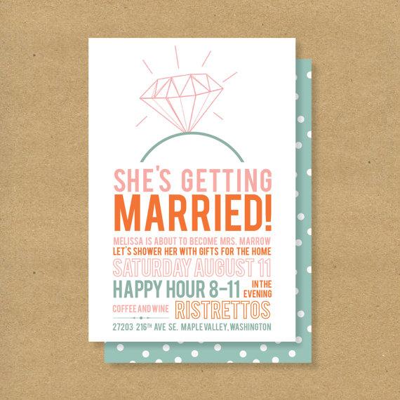 Hen's Night Invitation Inspiration | brownpaperbelle.com