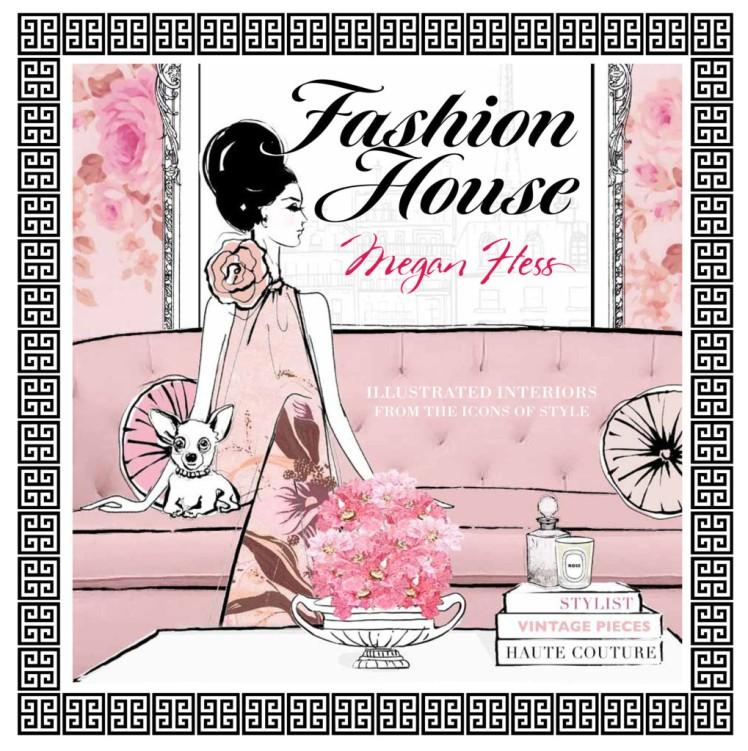 Fashion House - Megan Hess | brownpaperbelle.com