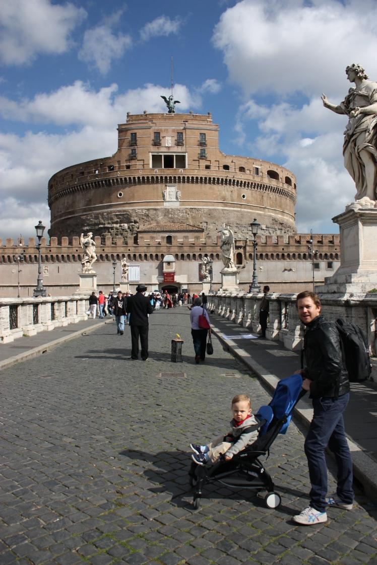 Rome, The Eternal City | brownpaperbelle.com