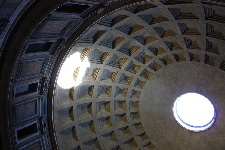 Pantheon, Rome | brownpaperbelle.com