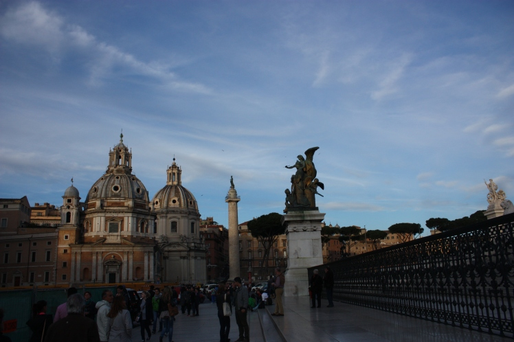 Rome, The Eternal City | brownpaperbelle.com