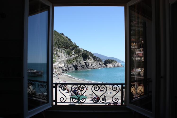 Hotel Pasquale, Monterosso | brownpaperbelle.com