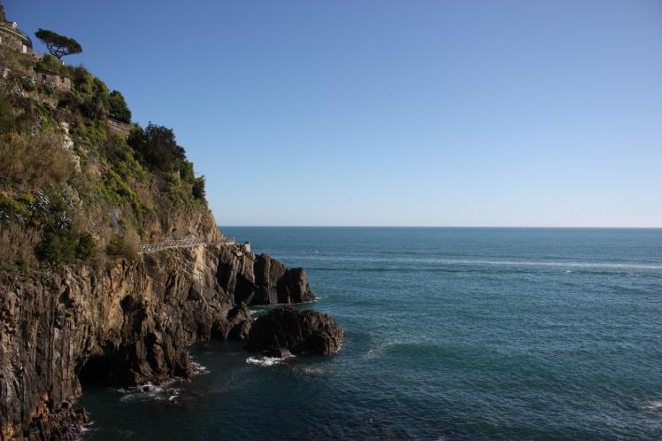 Cinque Terre | brownpaperbelle.com