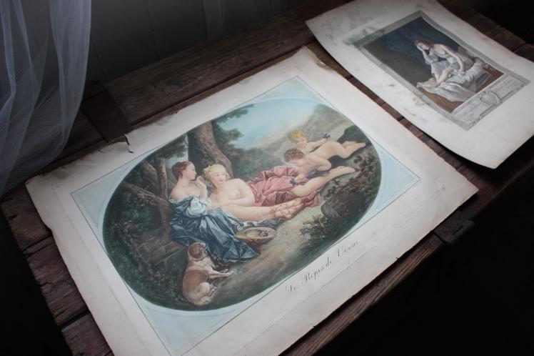 Vintage Prints | brownpaperbelle.com