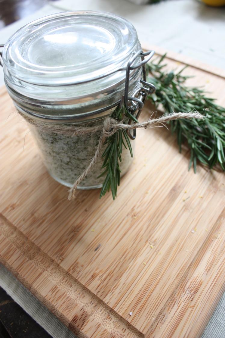 Flavoured Salt Bonbonniere | brownpaperbelle.com