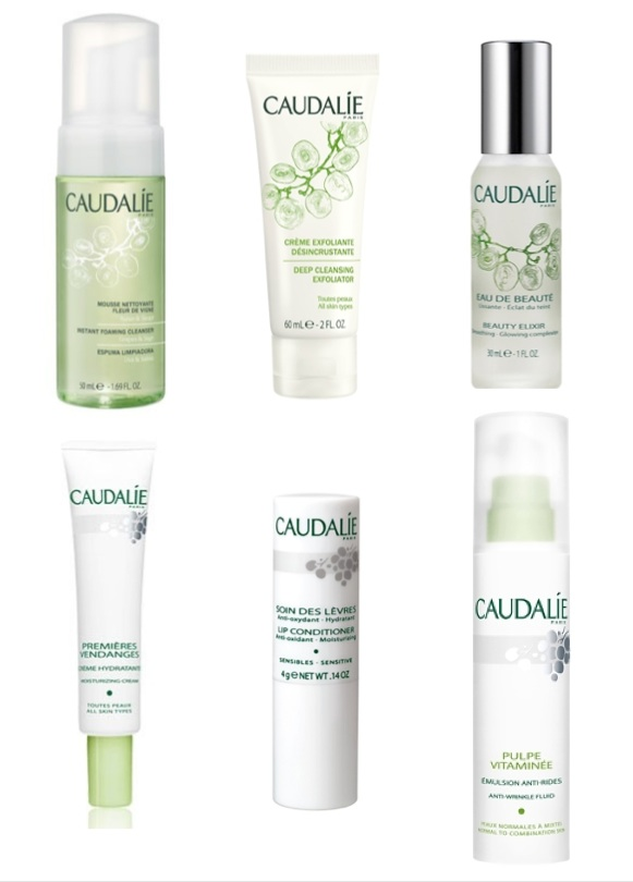 Caudalie Products | brownpaperbelle.com