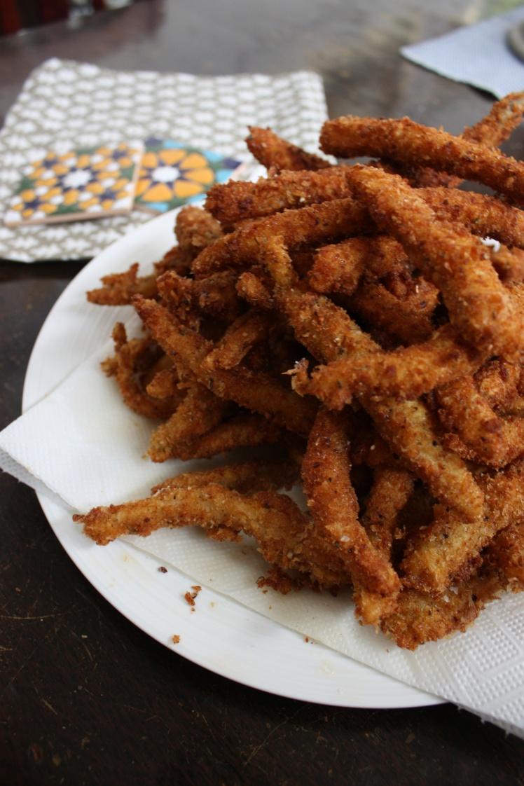 Winter Fish Tacos   brownpaperbelle.com