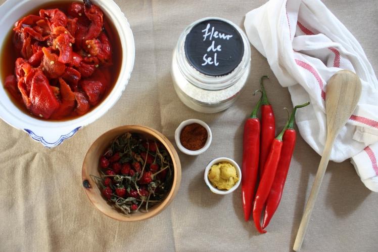 Holy Homemade Hot Sauce | brownpaperbelle.com