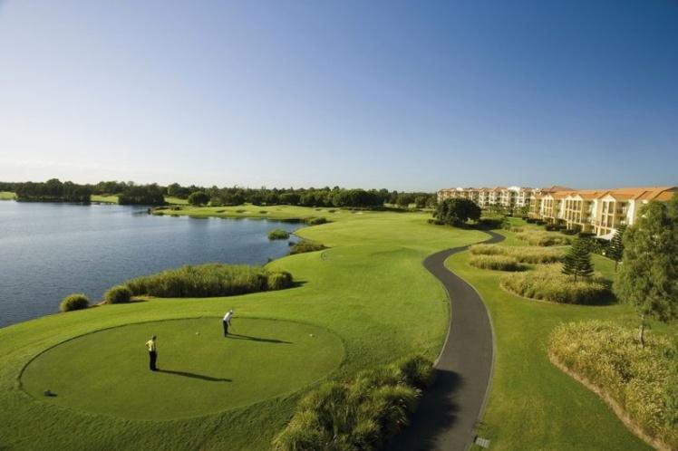 Golf Course | brownpaperbelle.com