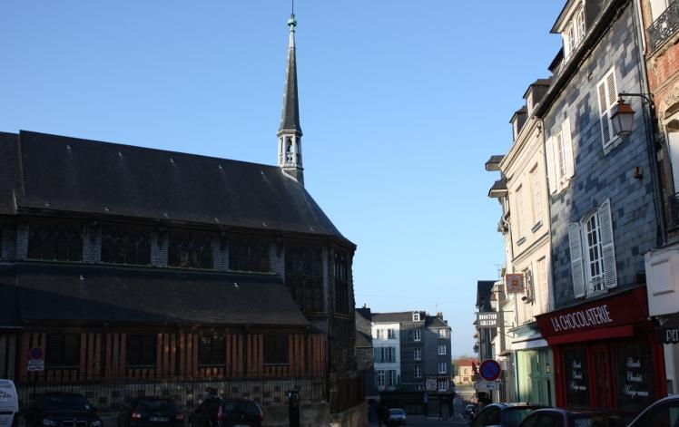 Honfleur, Normandy | brownpaperbelle.com