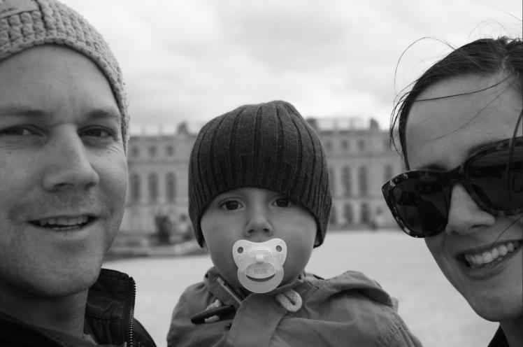 Versailles | brownpaperbelle.com
