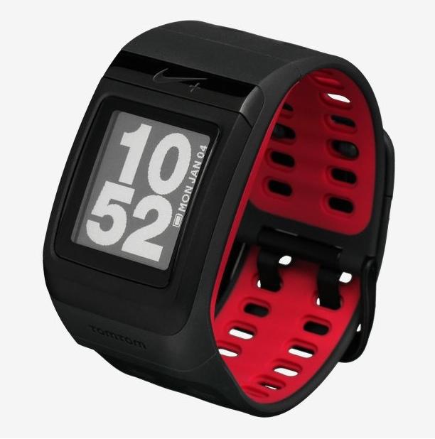 NIke GPS Watch | brownpaperbelle.com