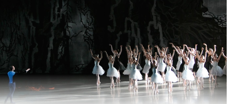New York City Ballet Swan Lake | brownpaperbelle.com