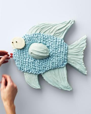 Martha Stewart Fish Cake | brownpaperbelle.com
