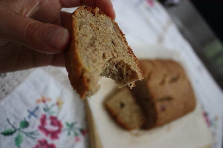 Banana Bread | brownpaperbelle.com