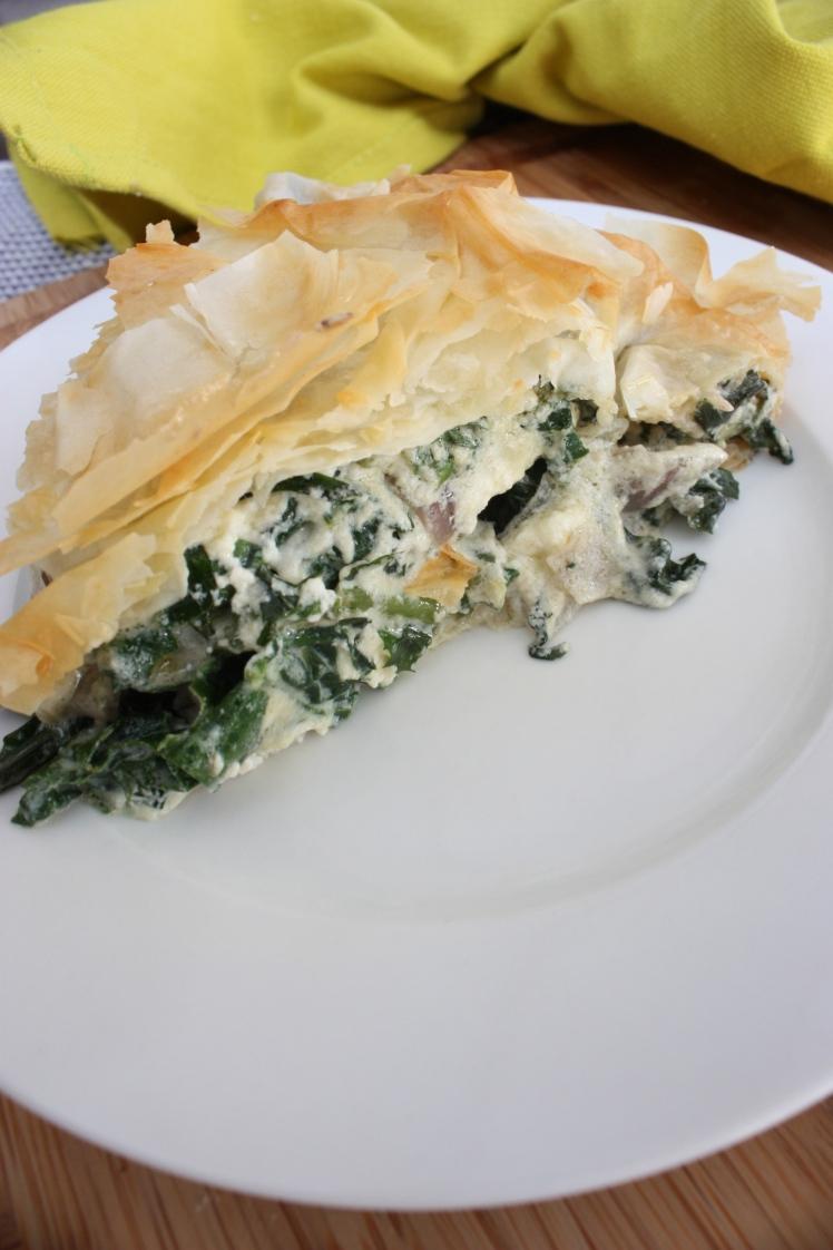 Wild Weed Pie | brownpaperbelle.com