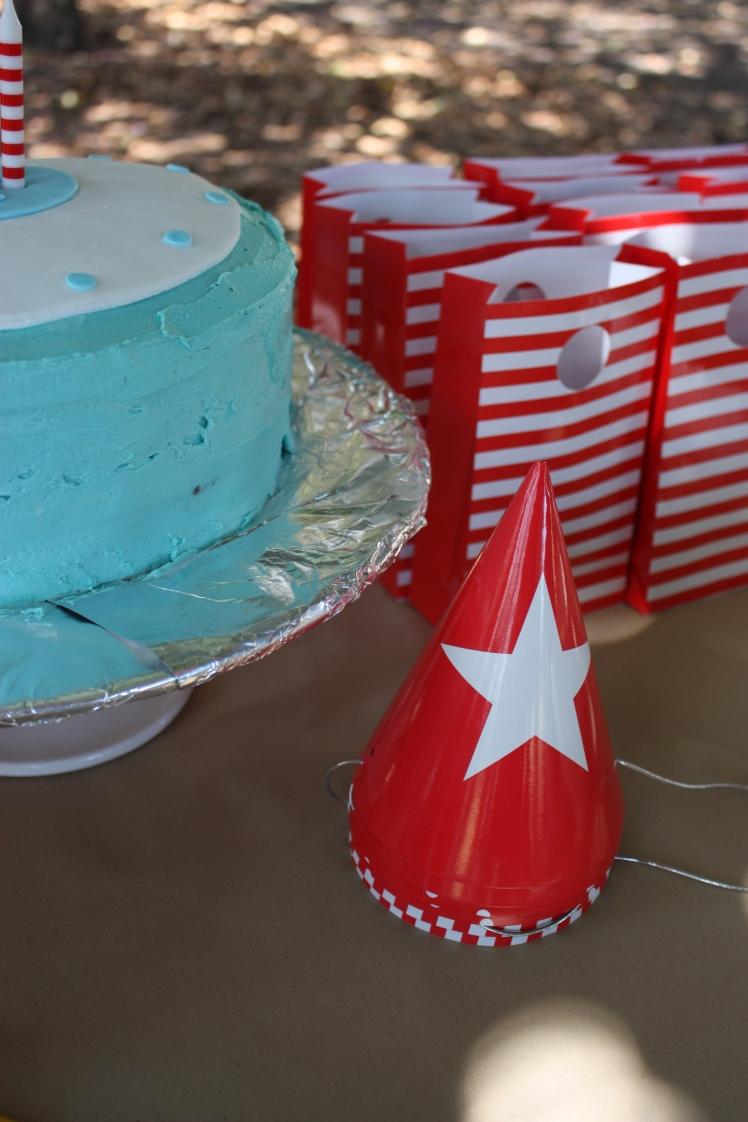 Jack's 2nd Birthday Party | brownpaperbelle.com