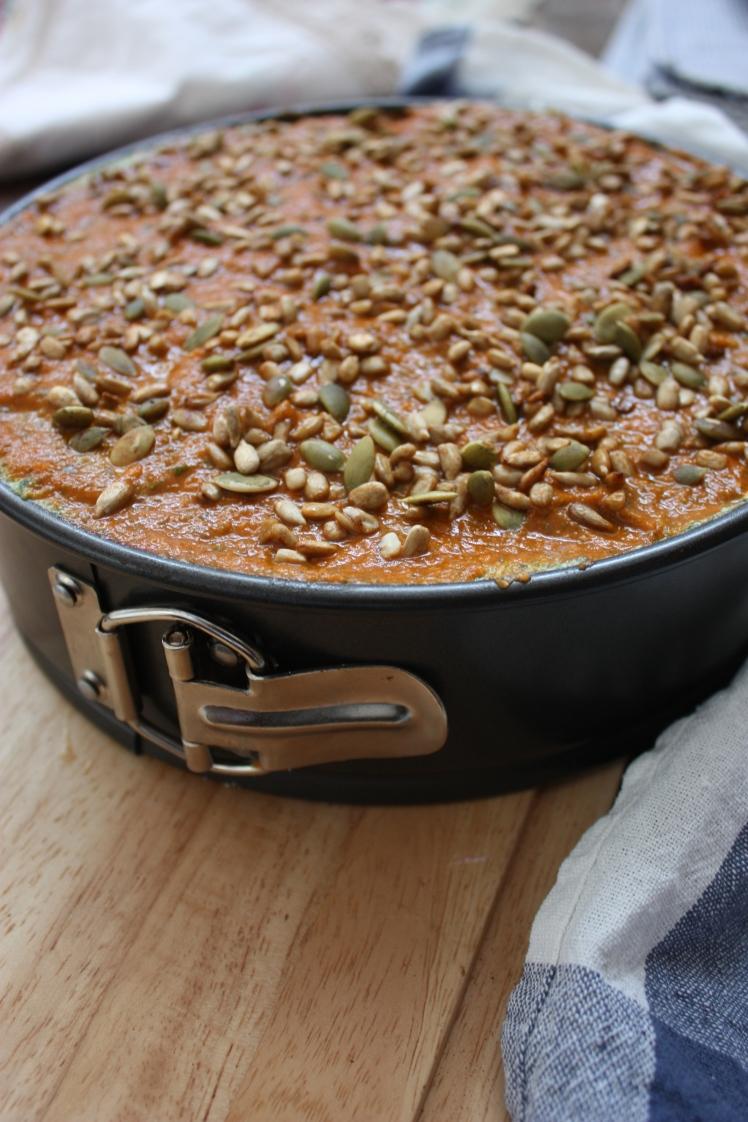 Vegetarian Lasange | brownpaperbelle.com