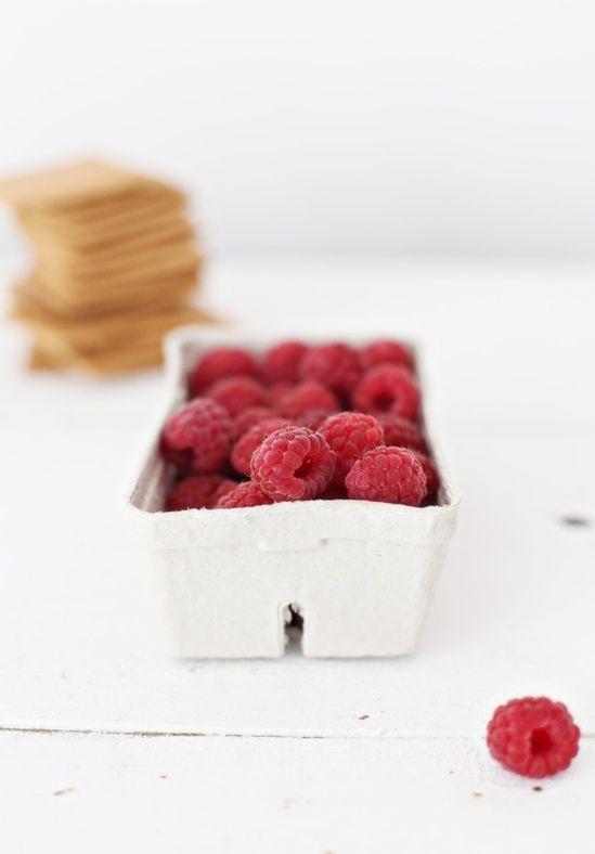 Raspberries | brownpaperbelle.com