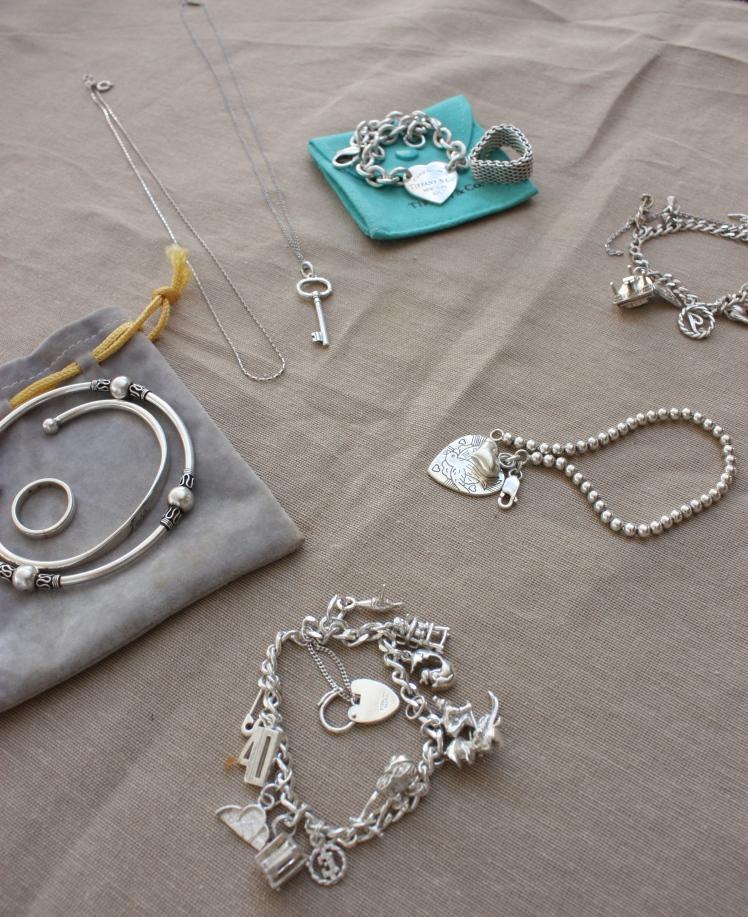 Easy Silver Jewellery Cleaning | brownpaperbelle.com